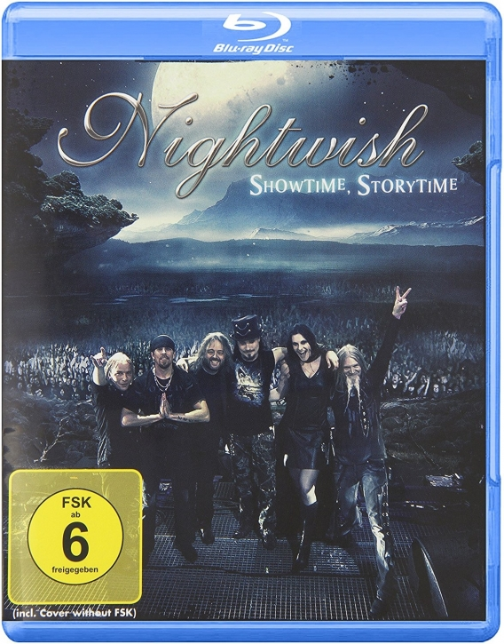 NIGHTWISH Showtime, Storytime 2BLU-RAY 2013