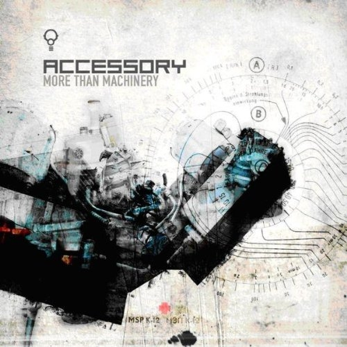ACCESSORY More Than Machinery LIMITED 2CD 2008
