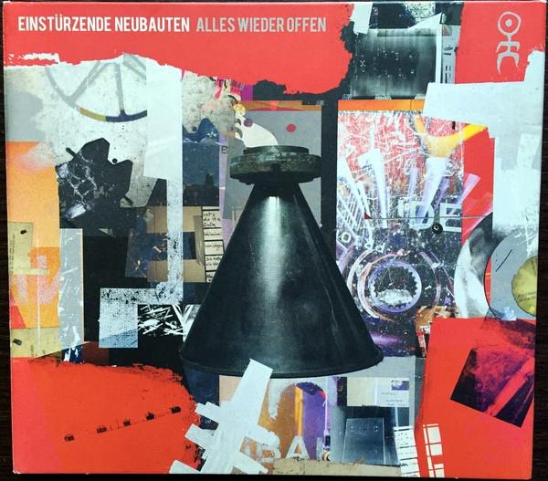 EINSTÜRZENDE NEUBAUTEN Alles Wieder offen CD Digipack 2007
