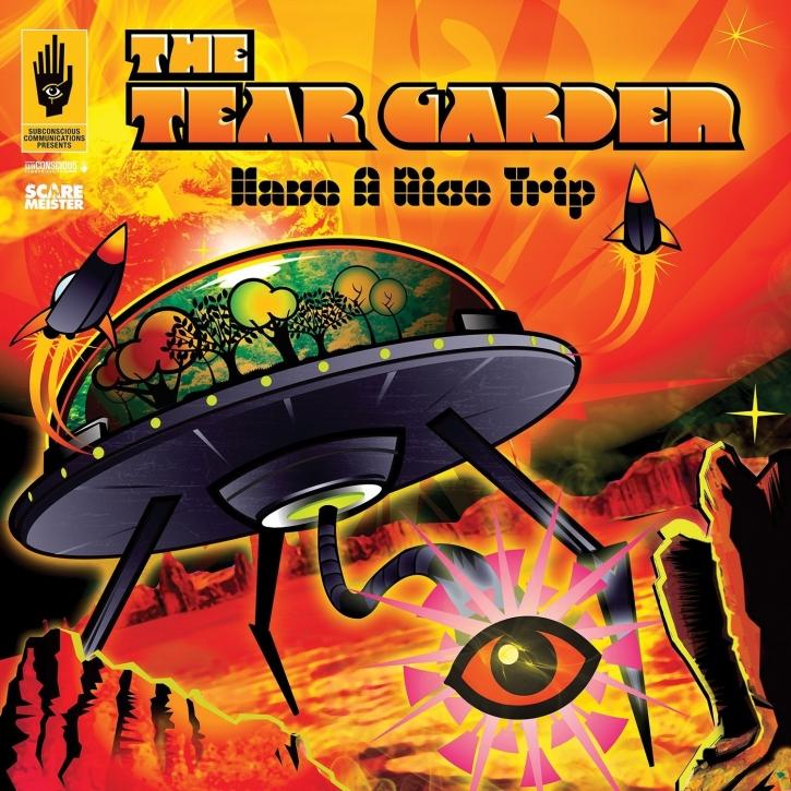 THE TEAR GARDEN Have A Nice Trip CD Digipack 2017