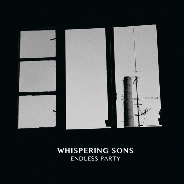 WHISPERING SONS Endless Party CD Digipack 2019