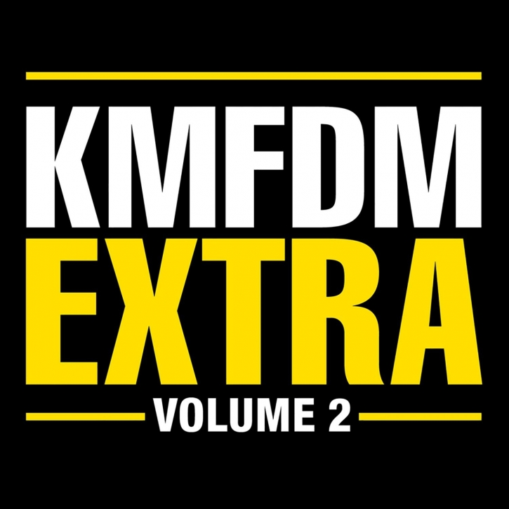 KMFDM Extra Volume 2 2CD 2008