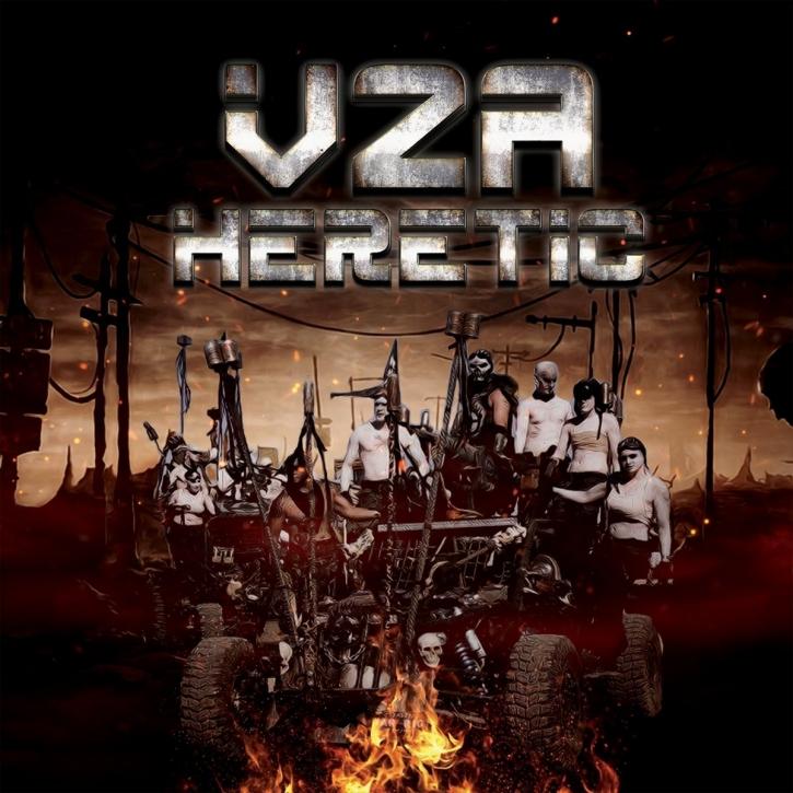 V2A Heretic CD 2017