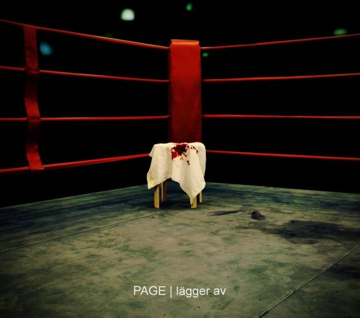 PAGE Lägger Av EP CD Digipack 2017 LTD.200