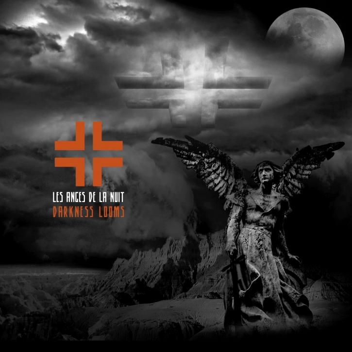 LES ANGES DE LA NUIT Darkness Looms CD Digipack 2017