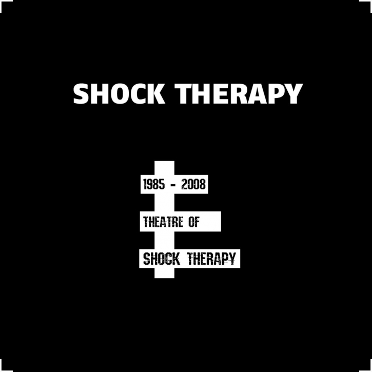 SHOCK THERAPY Theatre of Shock Therapy (1985-2008) 2CD 2017