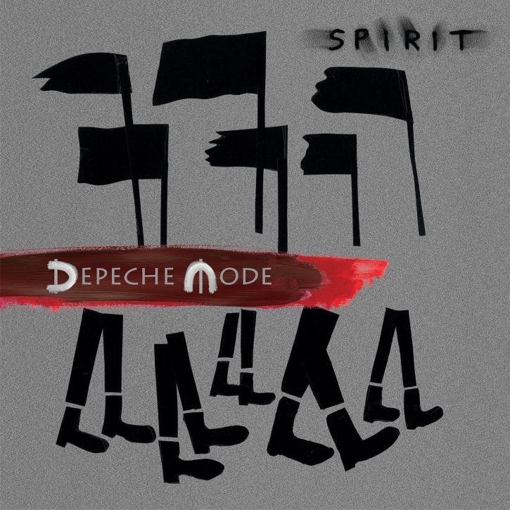 DEPECHE MODE Spirit CD Digipack 2017