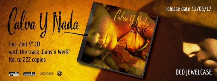CALVA Y NADA Schlaf CD + 3