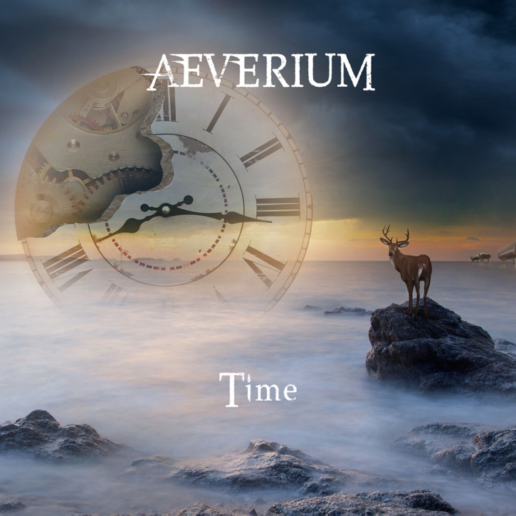 AEVERIUM Time (Deluxe Edition) 2CD Digipack 2017