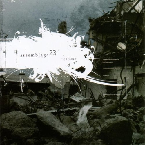 ASSEMBLAGE 23 Ground LIMITED CD 2004