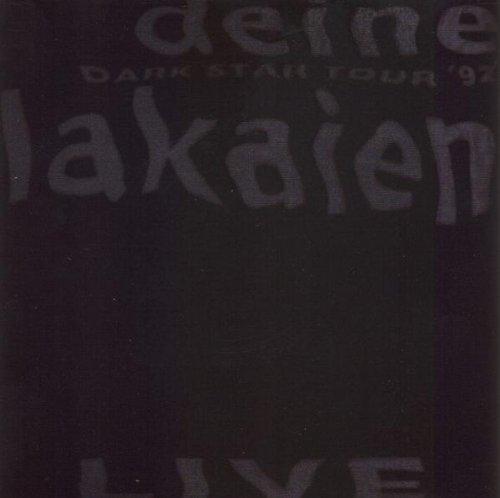 DEINE LAKAIEN Dark Star Tour '92 Live CD 1992