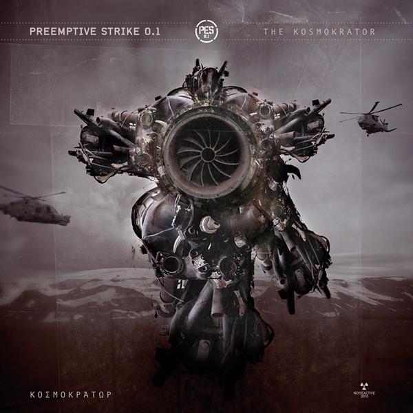PREEMPTIVE STRIKE 0.1 The Kosmokrator CD 2010