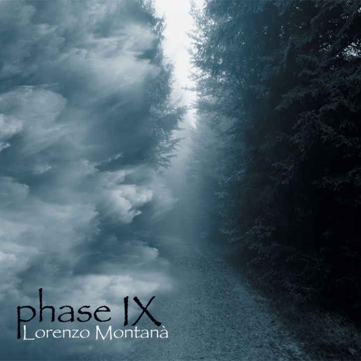 LORENZO MONTANA Phase IX CD Digipack 2017 LTD.300