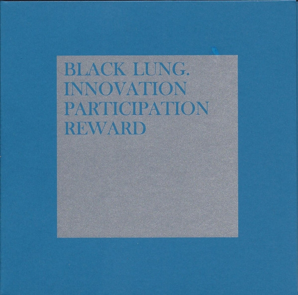 BLACK LUNG Innovation, Participation, Reward CD Digipack 2014 ant-zen