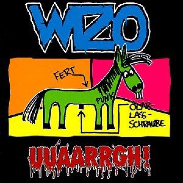 WIZO UUAARRGH! IMPORT CD 1995