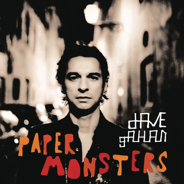 DAVE GAHAN Paper Monsters CD 2003 DEPECHE MODE