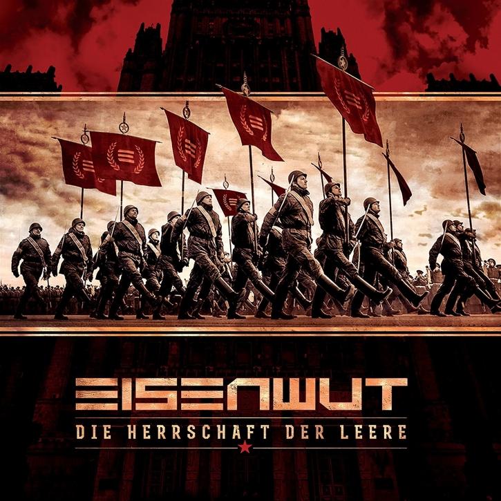 EISENWUT Die Herrschaft der Leere CD 2017