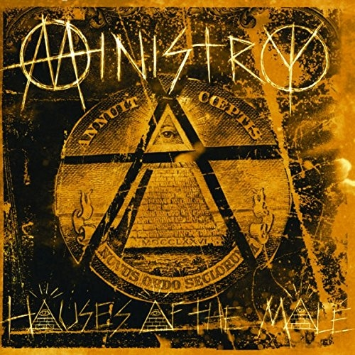 MINISTRY Houses Of The Mole (Re-Release) CD Digipack 2017