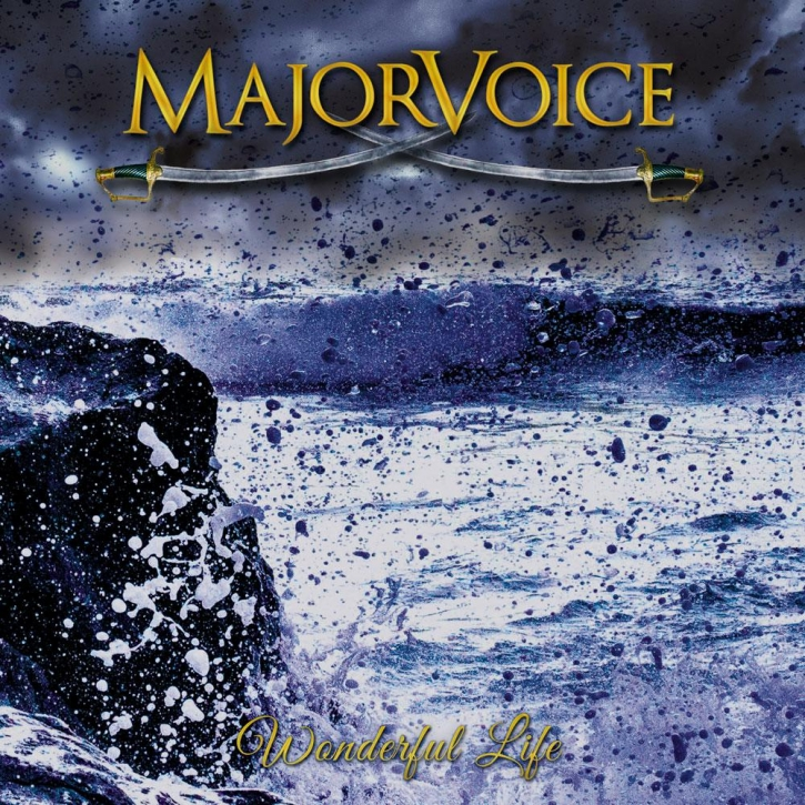 MAJORVOICE Wonderful Life CD Digipack 2017
