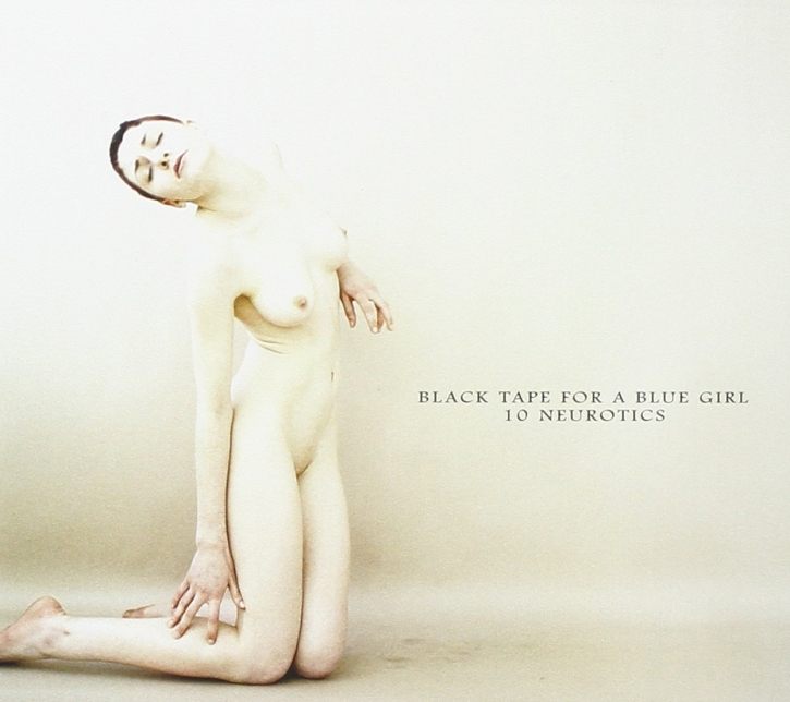 BLACK TAPE FOR A BLUE GIRL 10 Neurotics [US Edition] CD Digipack 2009