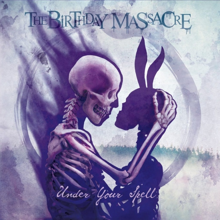 THE BIRTHDAY MASSACRE Under Your Spell CD Digipack 2017