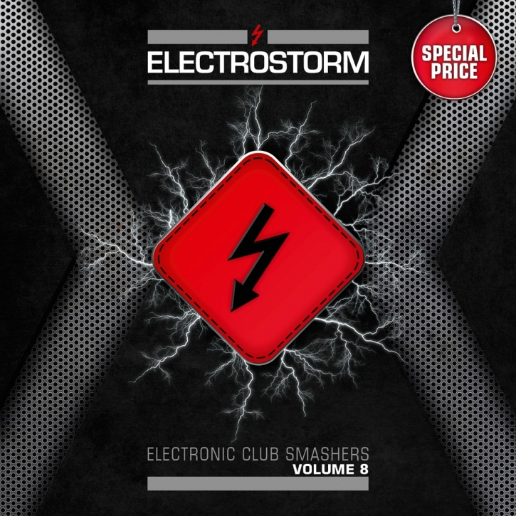 ELECTROSTORM VOL.8 CD 2017 Hocico BLUTENGEL Combichrist DIVE Chrom