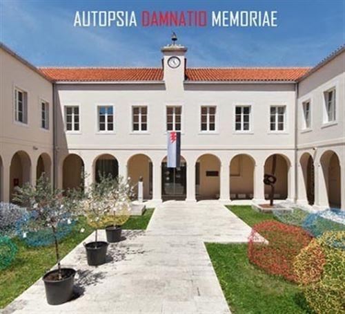 AUTOPSIA Damnatio Memoriae CD Digipack 2017 LTD.300