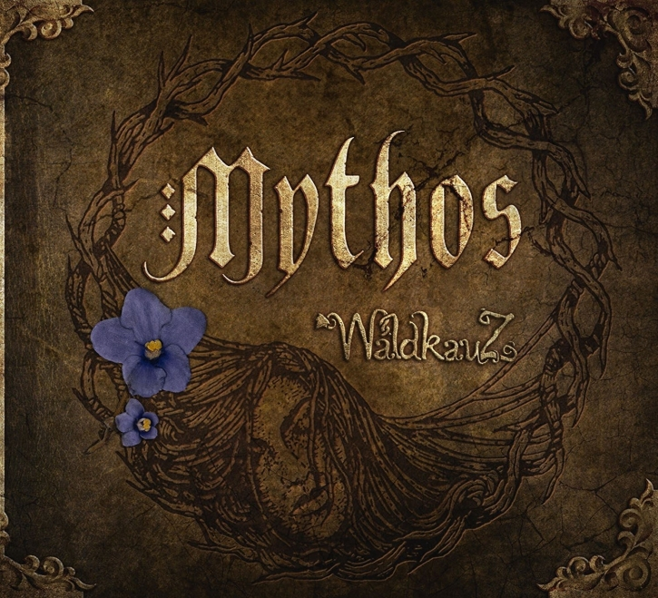 WALDKAUZ Mythos CD DigiBook 2017