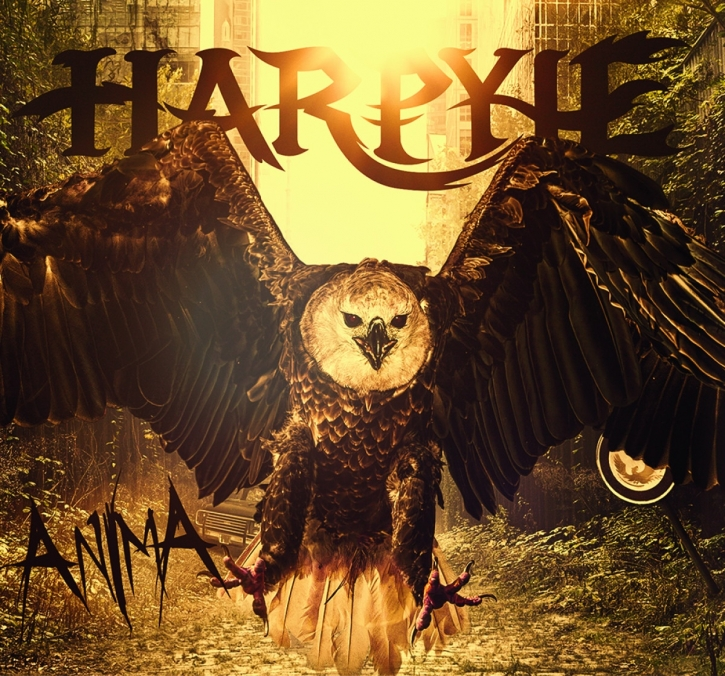 HARPYIE Anima CD Digipack 2017