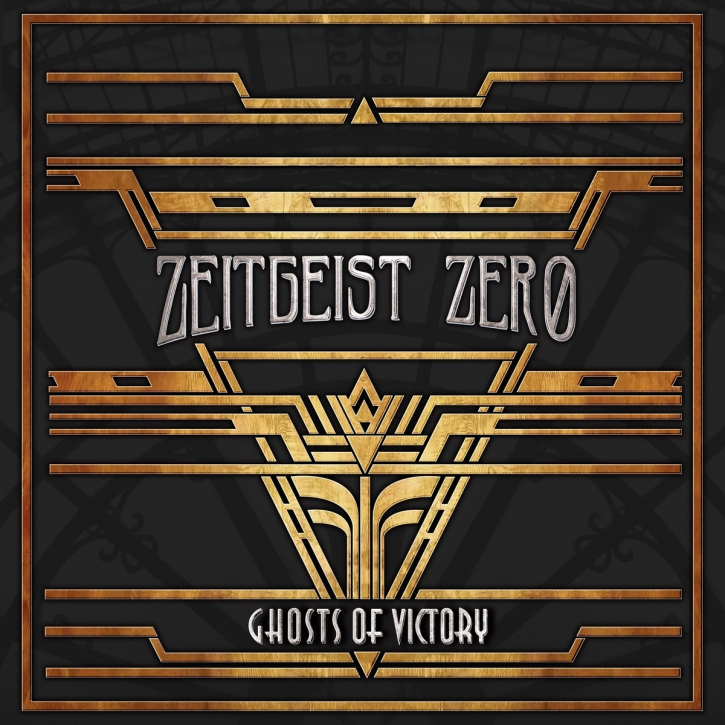 ZEITGEIST ZERO Ghosts of Victory CD Digipack 2017
