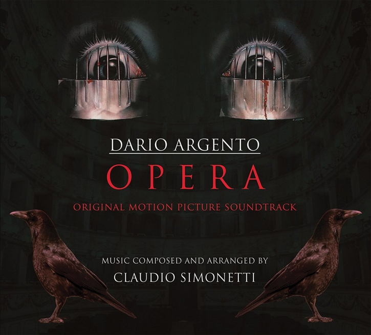 CLAUDIO SIMONETTI Opera [30th Anniversary Edition] CD Digipack 2017