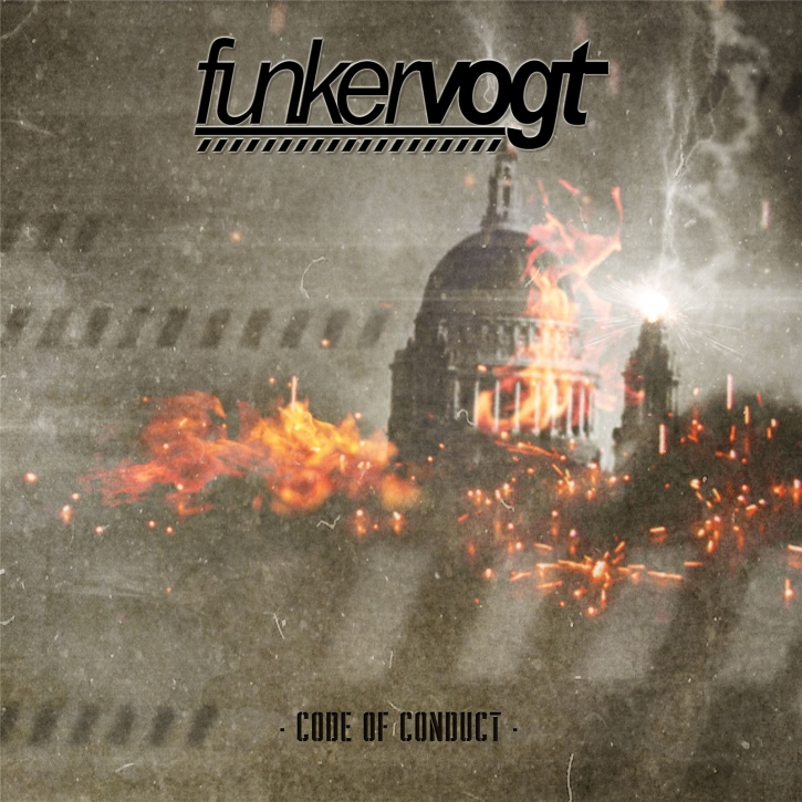 FUNKER VOGT Code Of Conduct (Limited Edition + Bonustracks) CD 2017 (VÖ 02.06)