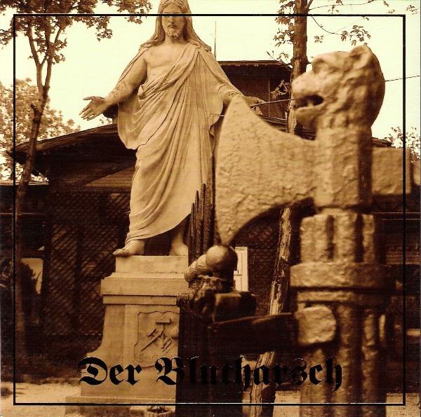 """DER BLUTHARSCH Tour Single 2009 7"""" VINYL LTD.444"""