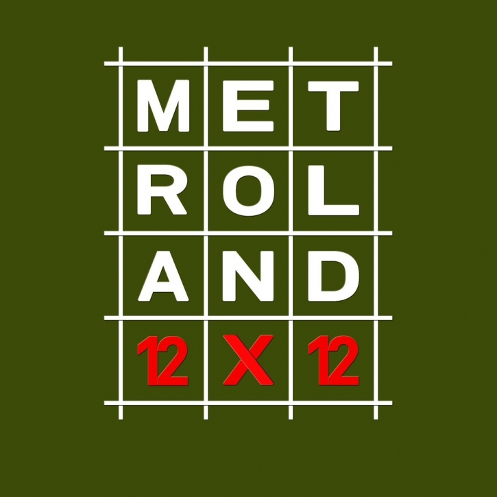 METROLAND 12X12 4CD BOX 2017 (VÖ 26.05)