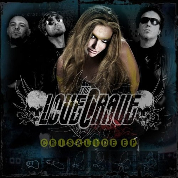 THE LOVECRAVE Crisalide CD 2010