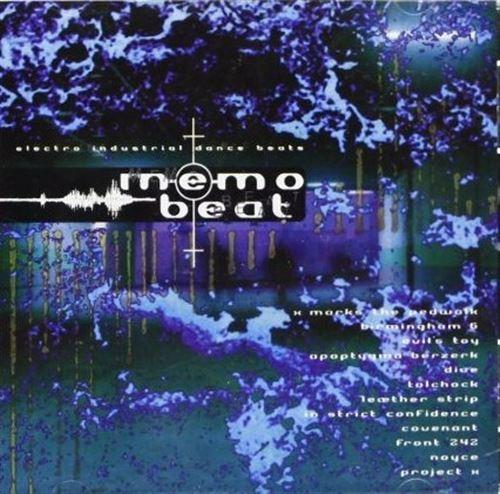 MEMOBEAT CD 1998 Apoptygma Berzerk COVENANT Front 242