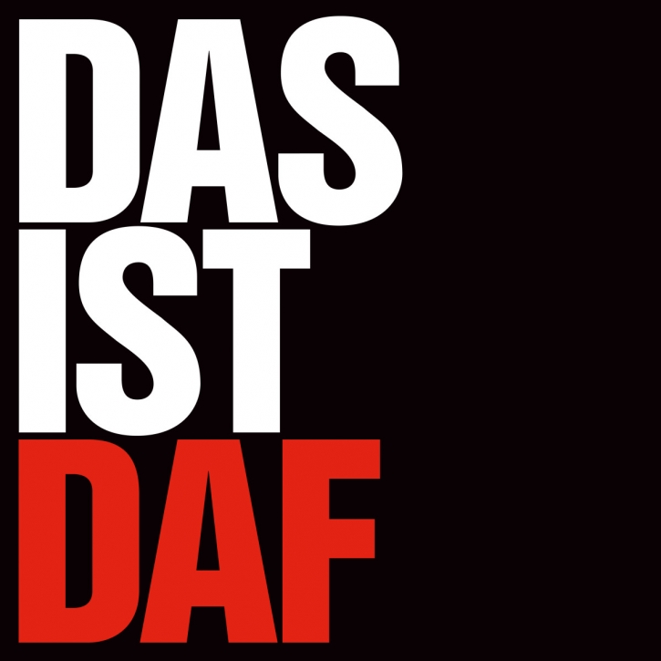 D.A.F. Das ist DAF LIMITED 5CD BOX 2017