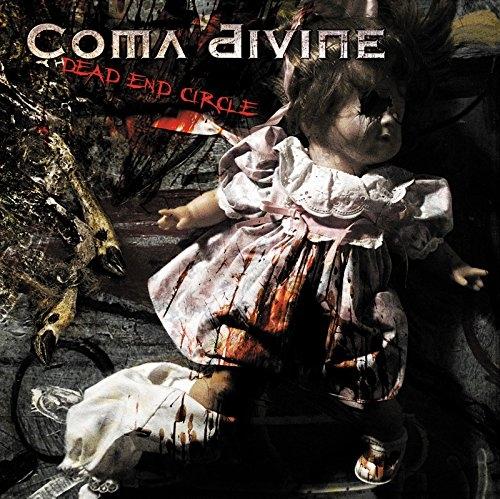 COMA DIVINE Dead End Circle CD Digipack 2011