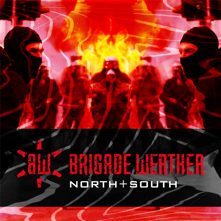 BRIGADE WERTHER North + South CD 2017