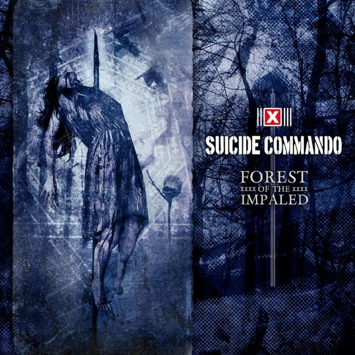SUICIDE COMMANDO Forest Of The Impaled (Deluxe Edition) 2CD Digipack 2017