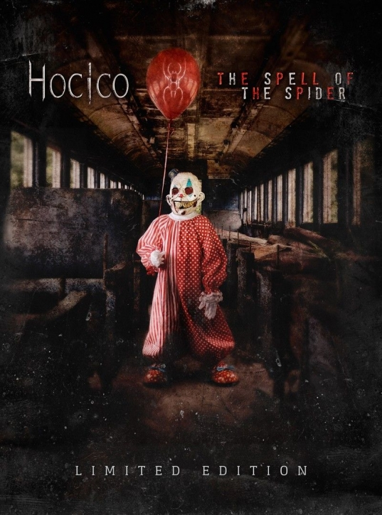 HOCICO The Spell Of The Spider LIMITED DELUXE 3CD BOX 2017