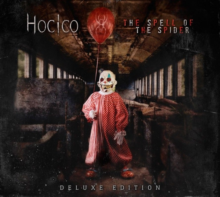 HOCICO The Spell Of The Spider (Deluxe Edition) 2CD Digipack 2017