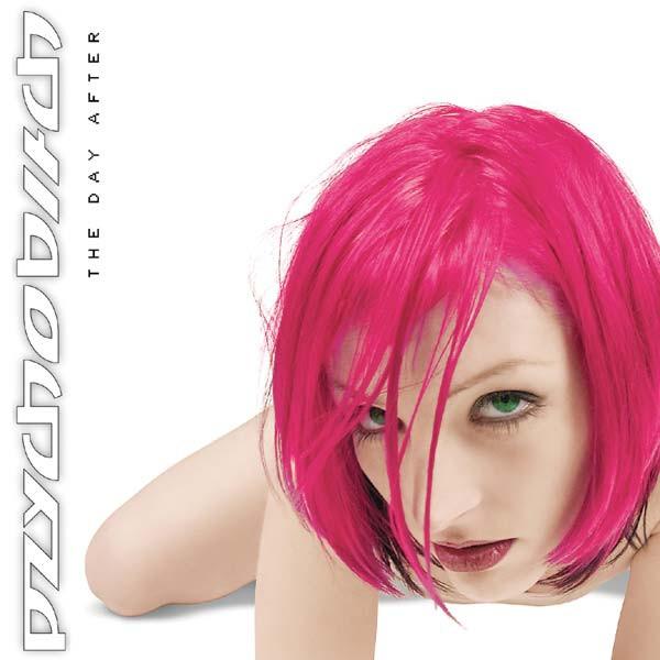 PZYCHOBITCH The Day After CD 2004 PZYCHO BITCH