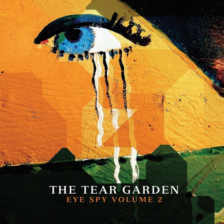 THE TEAR GARDEN Eye Spy Volume 2 CD Digipack 2017