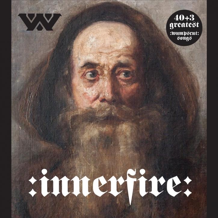 WUMPSCUT Innerfire (Greatest Hits+3 Neue Songs) (US Edition) 3CD 2017