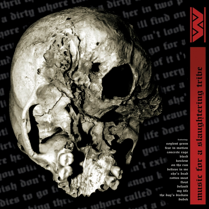WUMPSCUT Music for a Slaughtering Tribe CD 2005