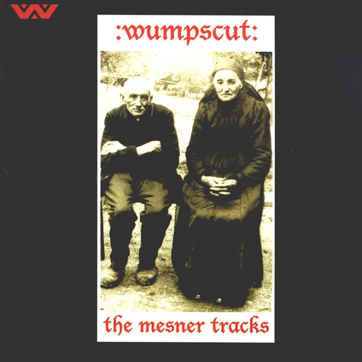 WUMPSCUT The Mesner Tracks CD 1997