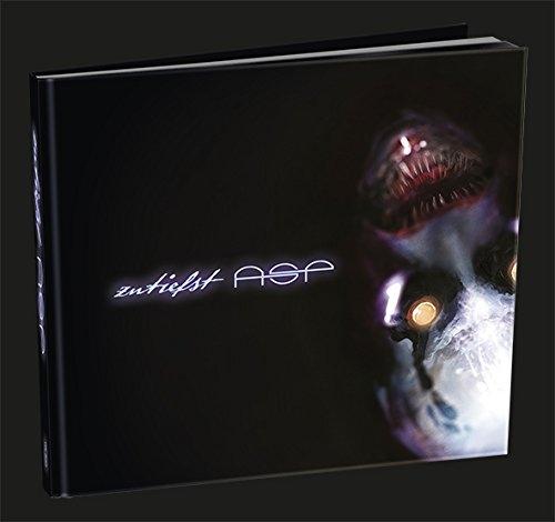 ASP zutiefst 2CD DIGIBOOK EDITION 2017 LTD.9999