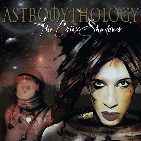 THE CRÜXSHADOWS Astromythology CD Digipack 2017