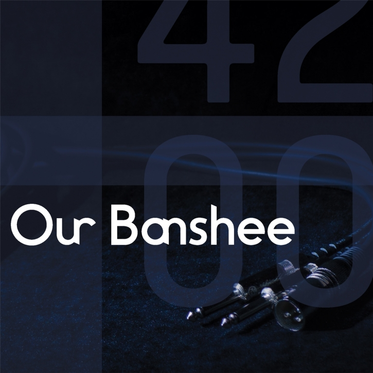 OUR BANSHEE 4200 CD Digipack 2017